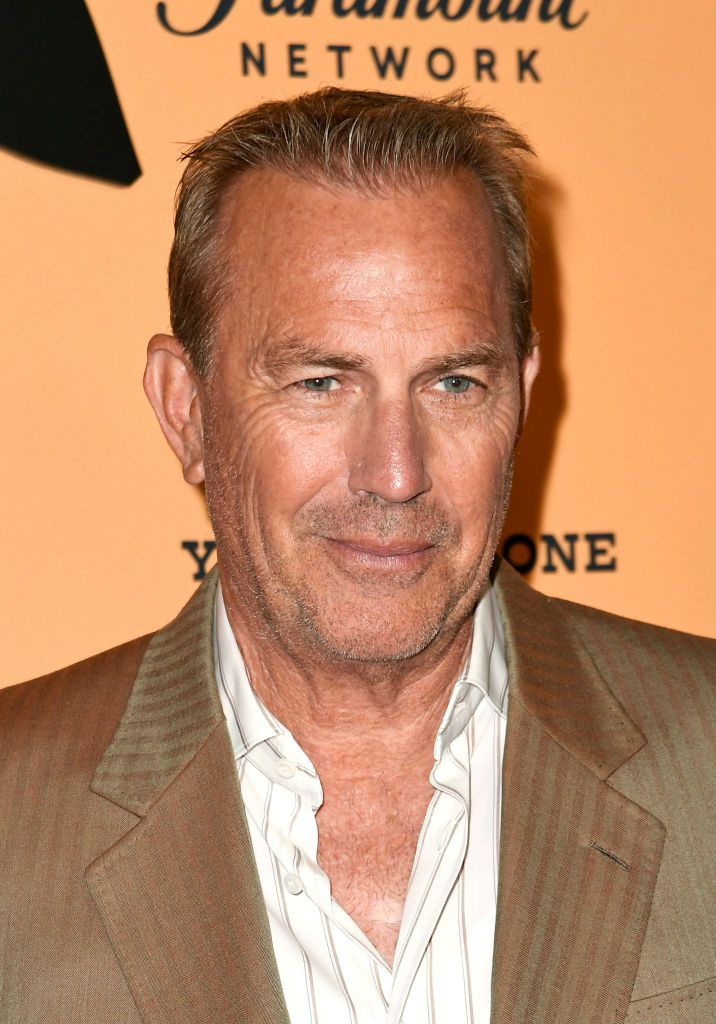 "Kevin Costner at the  ""Yellowstone"" Season 2 Premiere Party at Lombardi House on May 30, 2019 in Los Angeles, California. 