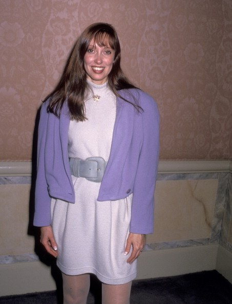 Shelley Duvall attends the Museum of Broadcasting's Sixth Annual Television Festival on February 28, 1989 | Photo: Getty Images