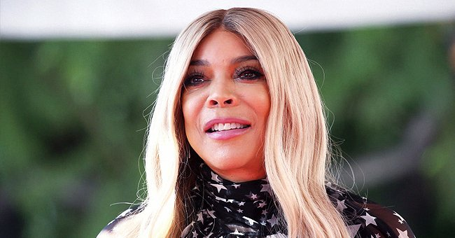 Wendy Williams attends the ceremony honoring her with a Star on The Hollywood Walk of Fame held on October 17, 2019 in Hollywood, California   Photo: Getty Images