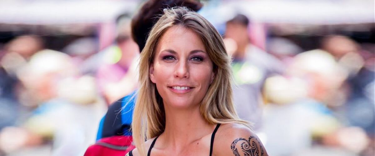 Lyssa Chapman Shares Rare Photo of 'Dog the Bounty Hunter' Kissing Her Daughter