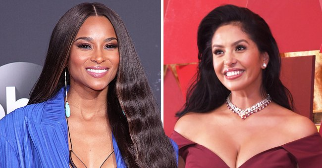 See the Sweet TBT Photo & Video Vanessa Bryant Shared in Honor of Her Friend Ciara's 35th B-Day