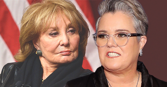 Us Weekly: Rosie O'Donnell Talks about Her Former 'View' Co-Host Barbara Walters