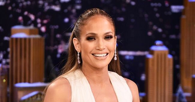 JLo Shares New Photos with Her 'Coconut' Twins