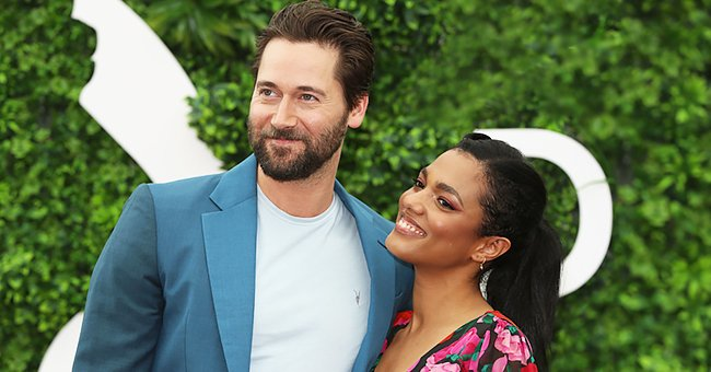 """Freema Agyeman and Ryan Eggold pose during a photocall for """"New Amsterdam"""" as part of the 59th Monte-Carlo Television Festival , June 2019   Source: Getty Images"""