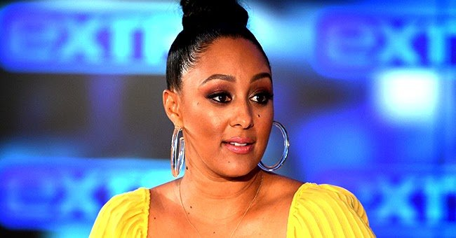 Tamera Mowry from 'The Real' Proudly Shows off Her Gray Hair in Stunning Selfie While Social Distancing
