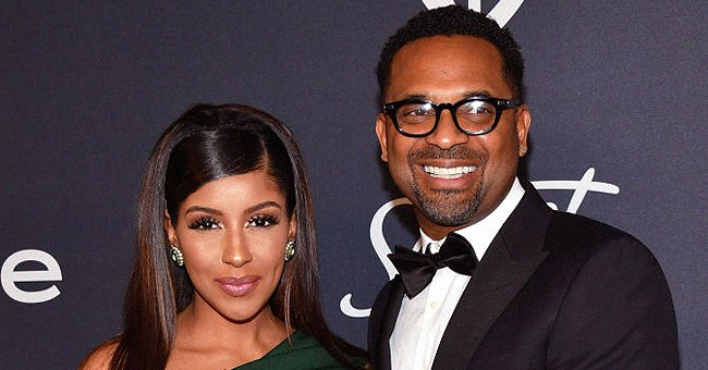 Mike Epps' 1-Year-Old Daughter Indiana Steals Hearts with Her Smile as She Walks in a Long Wig
