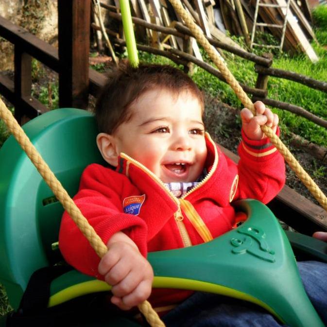 Le petit Liam avant la découverte de son cancer. l Source : Parents de Liam