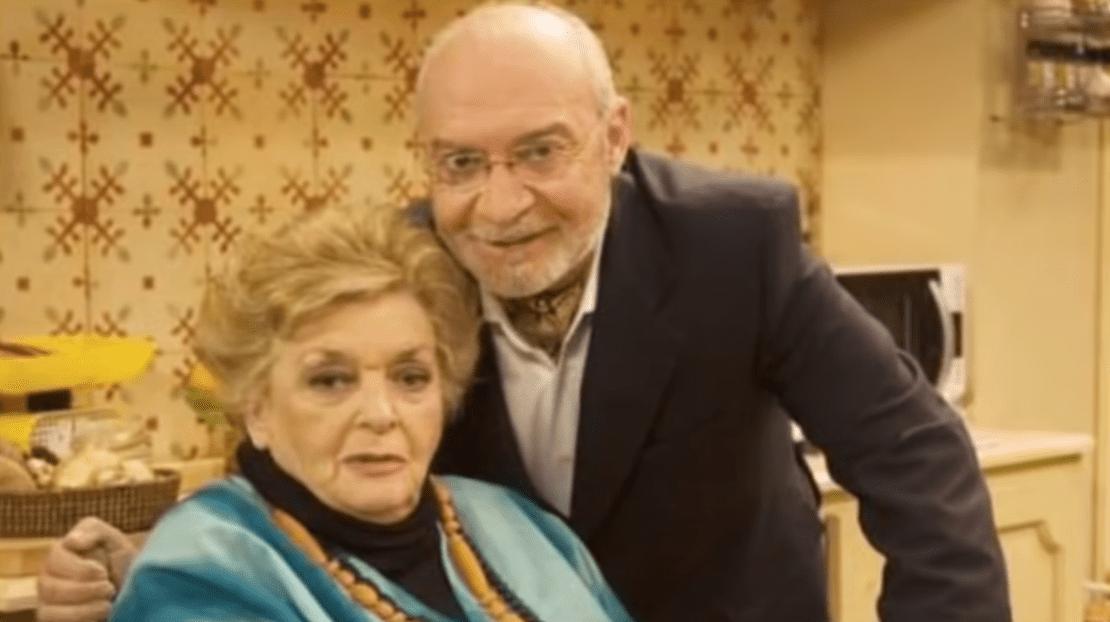 Pepe Ruiz y Marisa Porcel.   Imagen: YouTube/Noticias De Entretenimiento