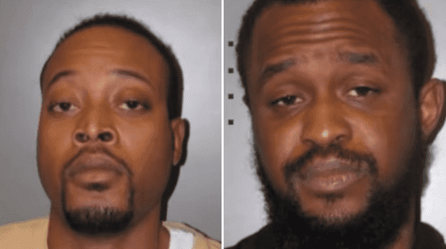 Jovan Crawford on the left and Scott Duncan Roberson on the right | Photo: Fox News
