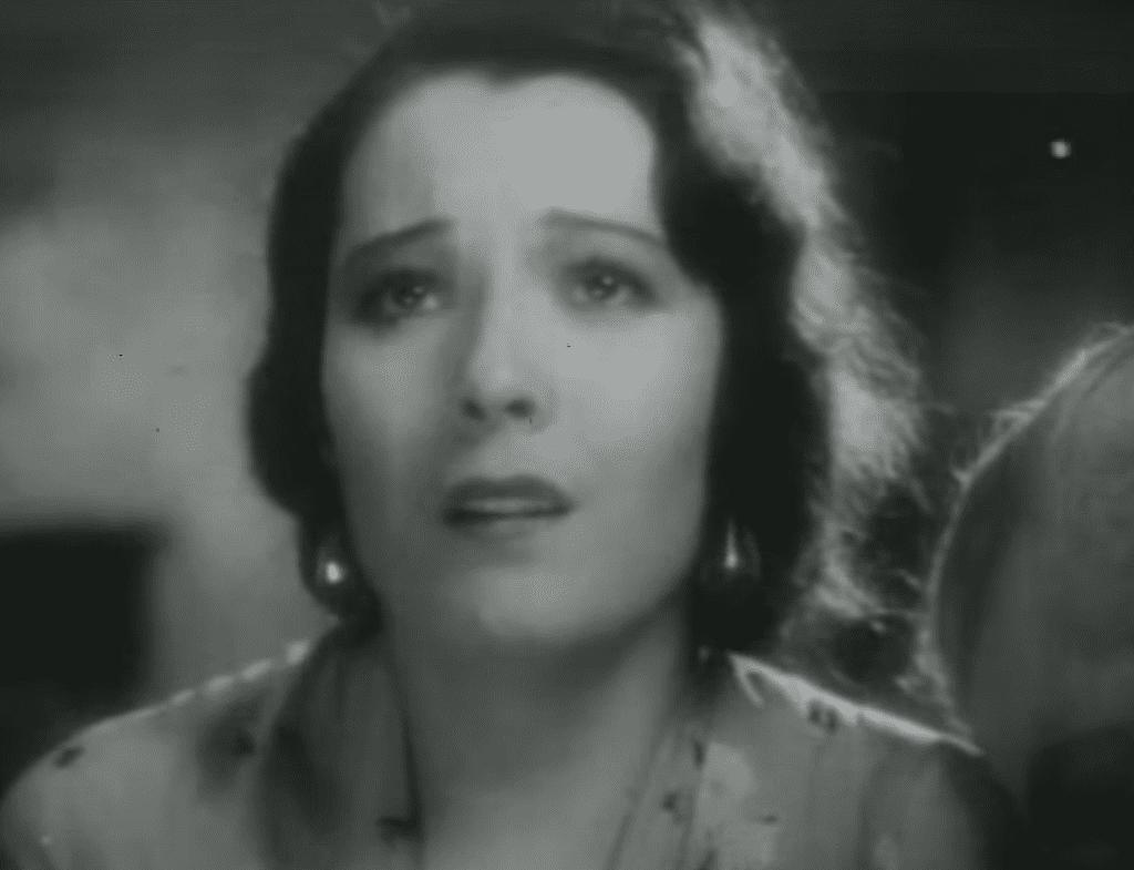 Lupita Tovar, actriz mexicana. | Imagen: YouTube/Andrés Bermea Pérez Gil