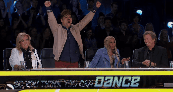 """""""So You Think You Can Dance"""" judges Mary Murphy, Dominic """"D-Trix"""" Sandoval, Laurieann Gibson and Nigel Lythgoe 