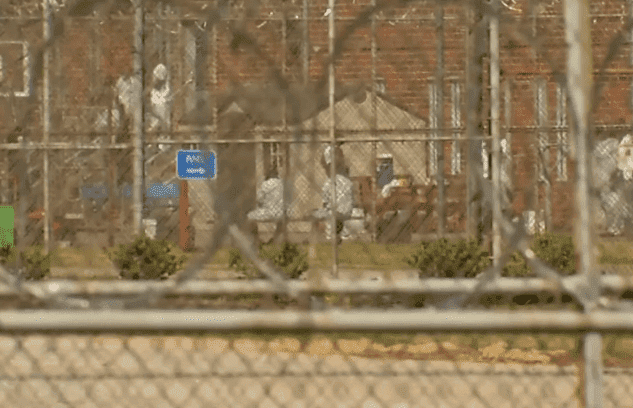 The grounds of the Lieber Correctional Institution, run by the South Carolina Department of Corrections | Photo: News 19 WLTX