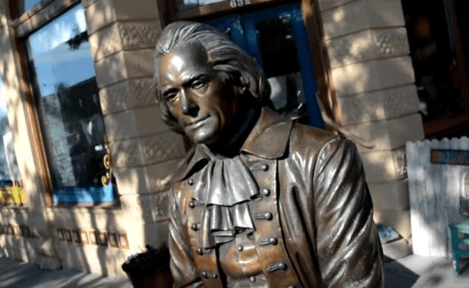 Former U.S. President Thomas Jefferson | Photo: Kaiserrr