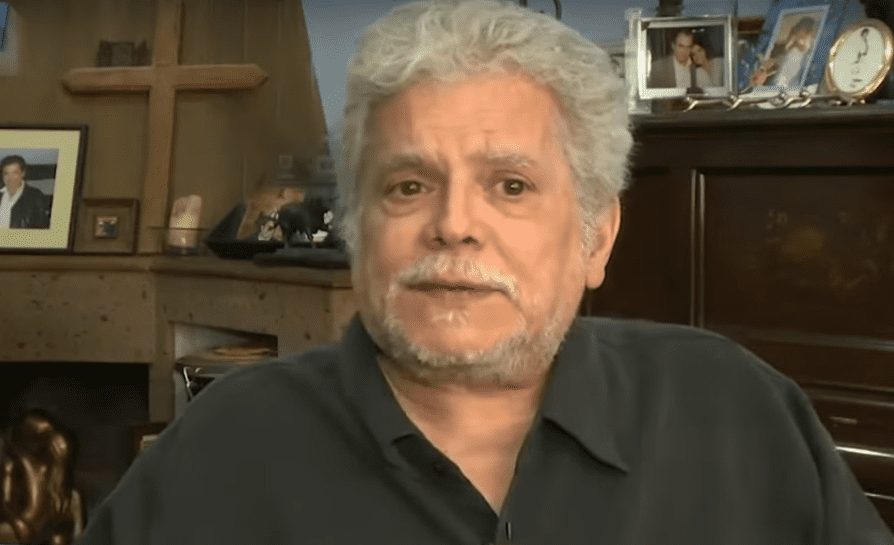 Jaime Garza en entrevista con Intrusos. | Imagen: YouTube/INtrusos