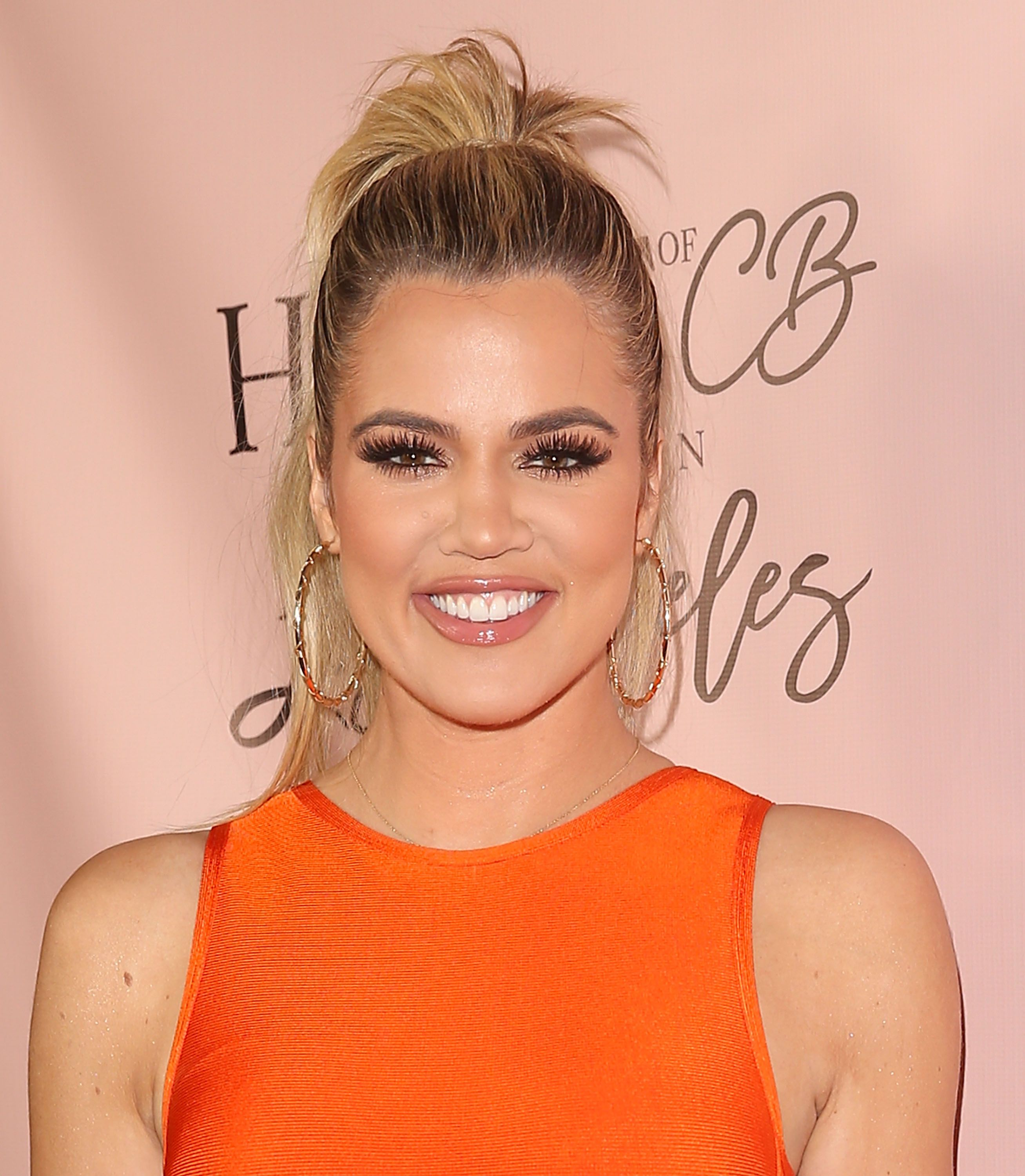Khloe Kardashian at the House of CB Flagship Store Launch on June 14, 2016 | Photo: Getty Images