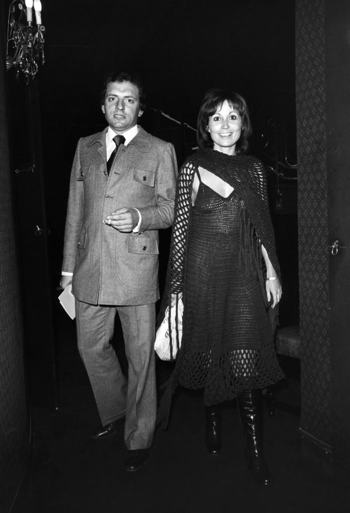 Jacques Martin et Marion Game | Photo : Getty Images