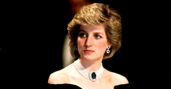 Princess Diana's Navy Blue Gown Worn When She Danced with John Travolta Fails to Sell at Auction