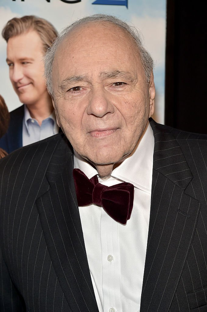 Michael Constantine im AMC Loews Lincoln Square 13 Theater am 15. März 2016 in New York City.   Quelle: Getty Images