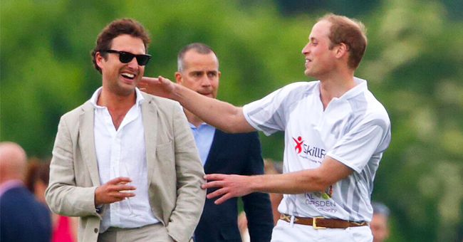 Prince William's Best Friend Is Getting Married to a Teacher at Prince George's School