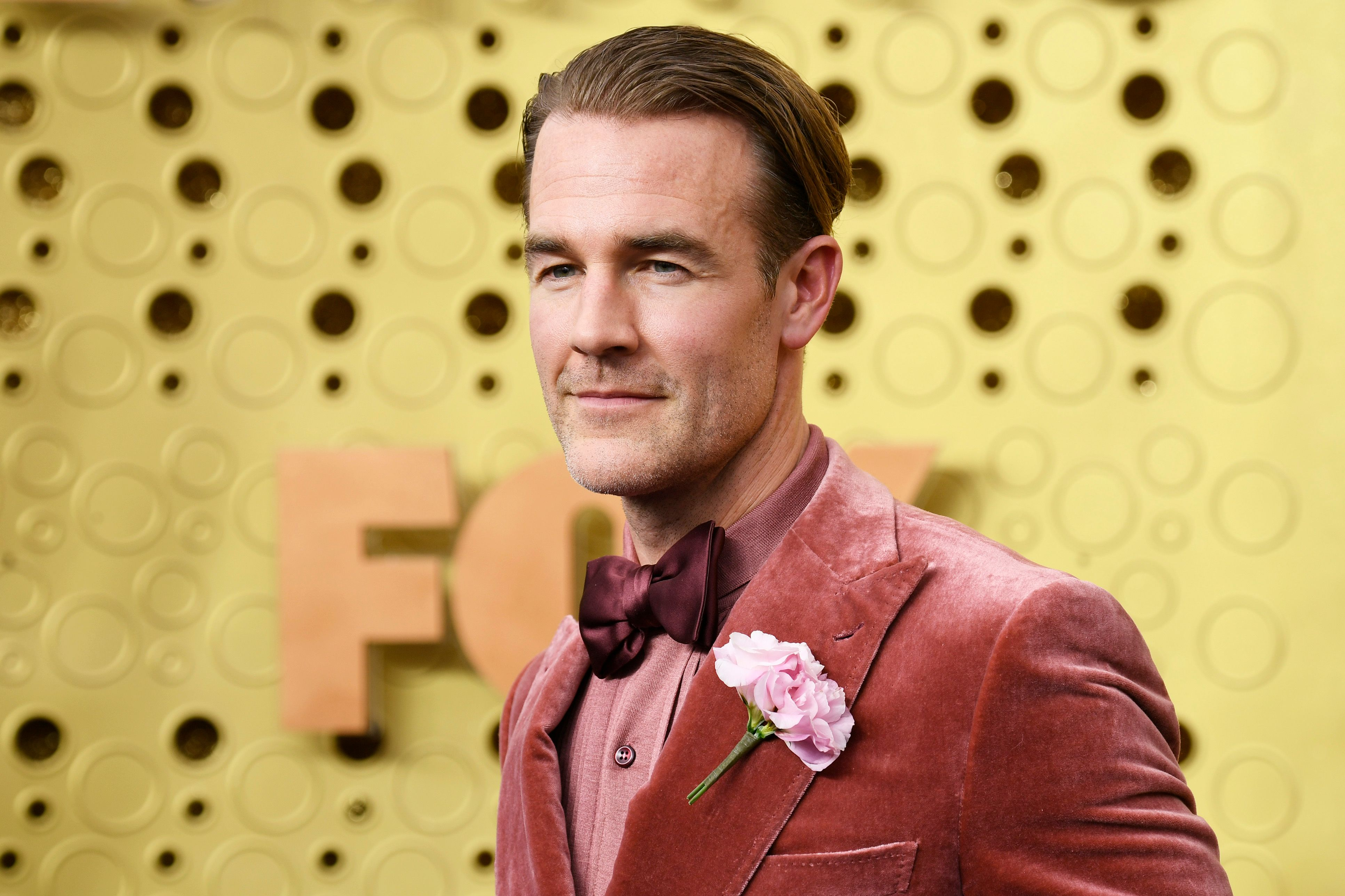 James Van Der Beek at the 71st Emmy Awards at Microsoft Theater on September 22, 2019 in Los Angeles, California. | Photo: Getty Images