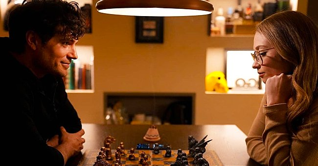 Henry Cavill Reveals His Brilliant Girlfriend Natalie Viscuso with Some Help from Chess