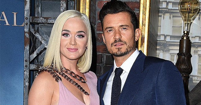 Check Out Katy Perry's Dance Number for Fiancé Orlando Bloom Which Showed Her Huge Baby Bump