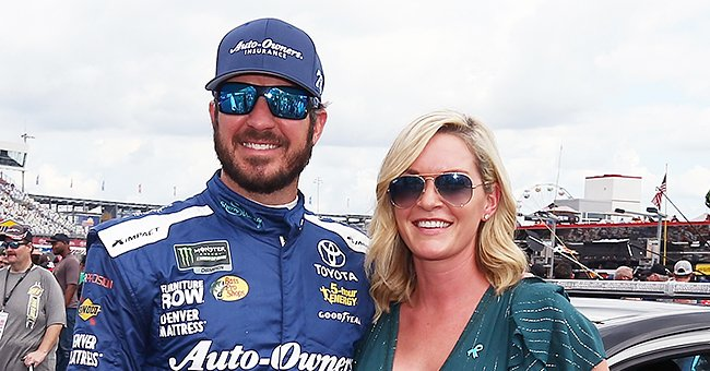 NASCAR Star Martin Truex Jr's Girlfriend Sherry Pollex — 7 Facts about the Cancer Survivor