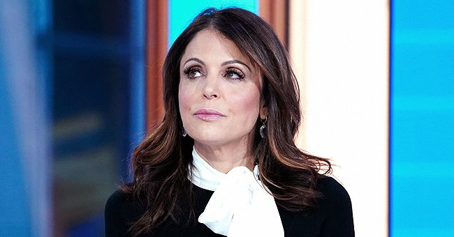 """Bethenny Frankel during' """"Mornings With Maria"""" at Fox Business Network Studios, January 2020 