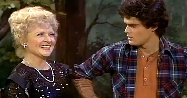 Donny Osmond Celebrates Betty White's B-Day with Clips from Her Skit on 'Donny & Marie' in 1978