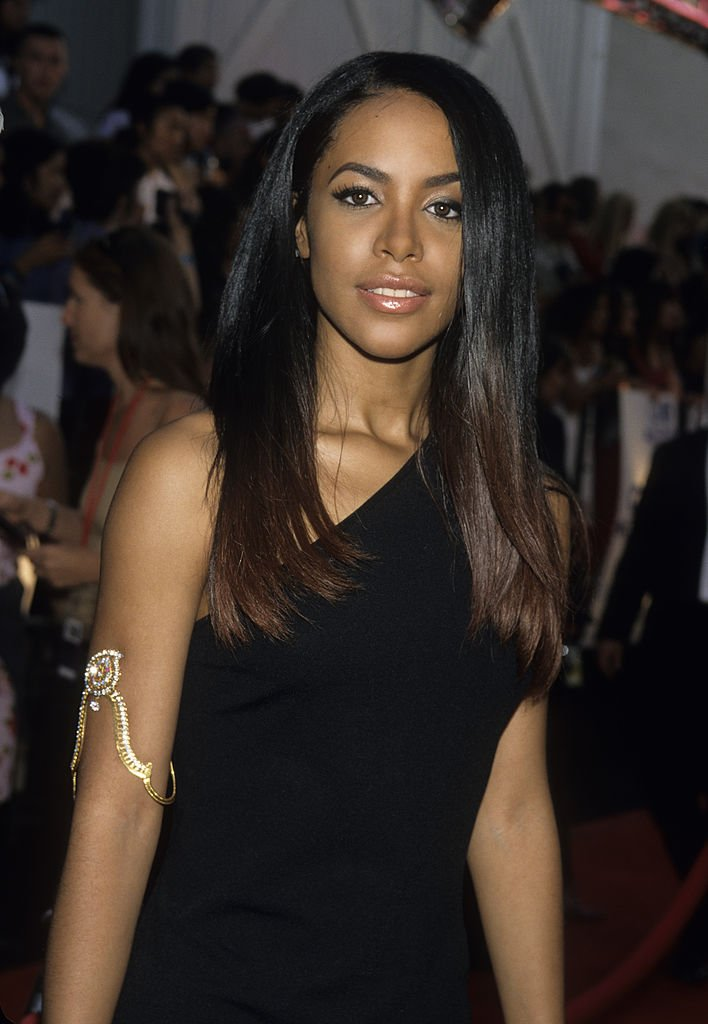 Aaliyah au MTV Movie Awards de l'an 2000 | Photo : Getty Images