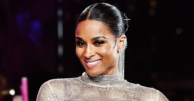 Ciara Gushes Over Her Family as She Shares New Photos of Her 2 Sons, Daughter and Husband