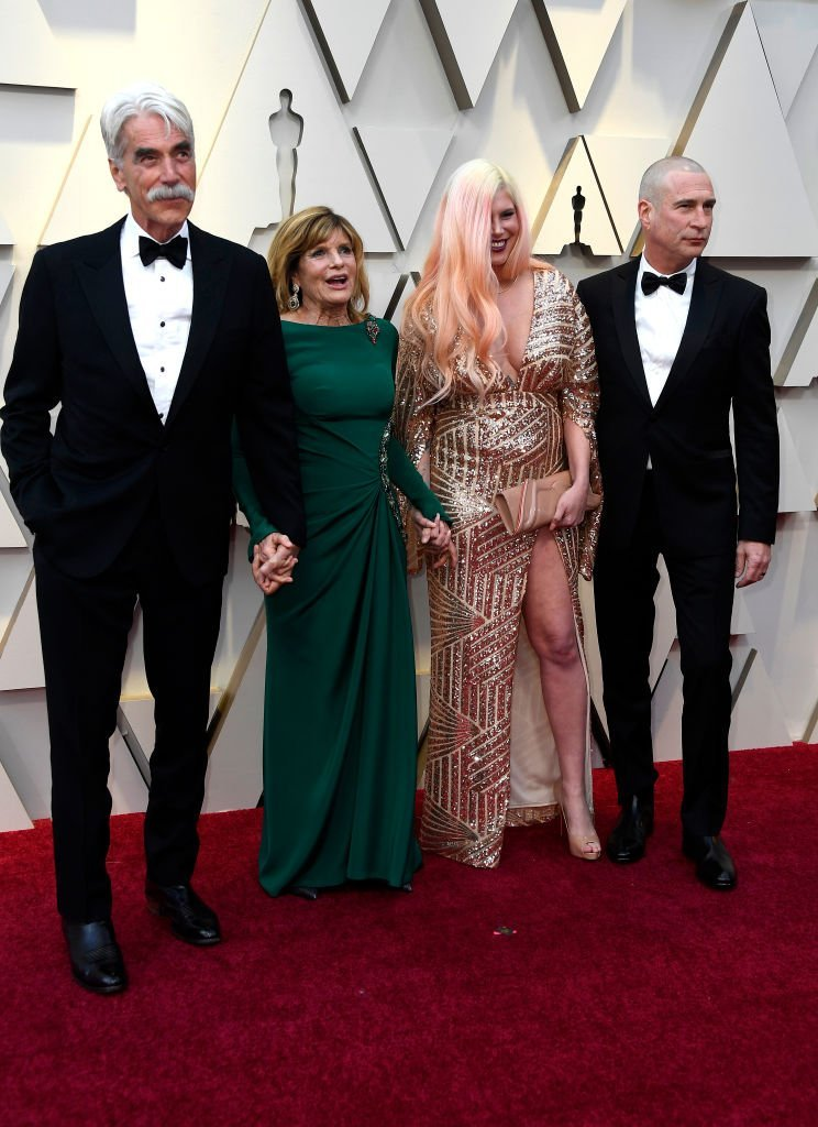 Sam Elliott and Katharine Ross at the 2019 Oscars | Photo: Getty Images