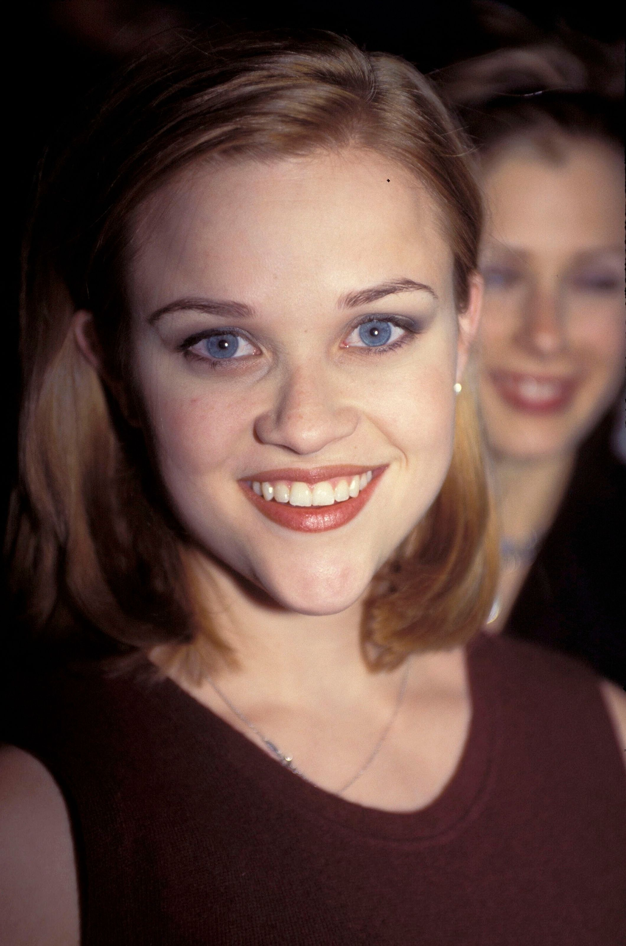 """Reese Witherspoon at the Sydney """"Fear"""" film premiere in Sydney, Australia on August 1, 1996 