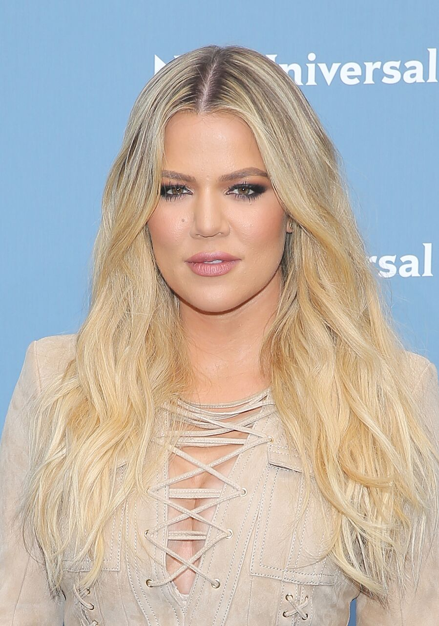 Khloe Kardashian attends the NBCUniversal 2016 Upfront at Radio City Music Hall. | Source: Getty Images