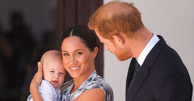 Glimpse at Meghan Markle and Prince Harry's Baby Archie's Major Milestones So Far