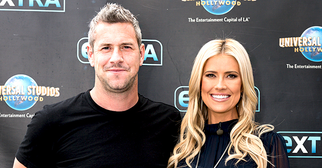 Christina Anstead of 'Flip or Flop' Shares Sweet Photo of Baby Hudson Asleep on His Tummy