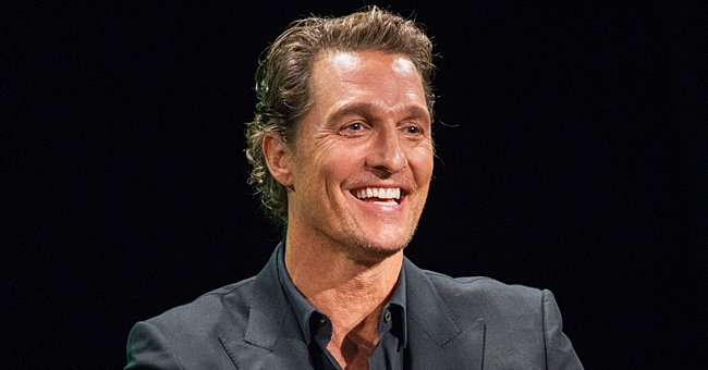 'True Detective' Star Matthew McConaughey Teases about Wanting to Join the WWE