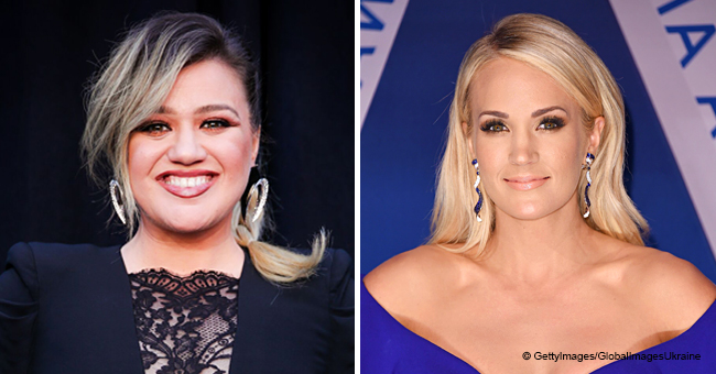 Kelly Clarkson Finally Responds on Rumors Regarding Her 'Feud' with Carrie Underwood
