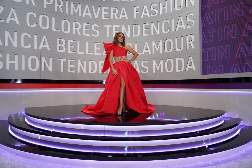 Jacky Bracamontes en los Latin American Music Awards. | Foto: Getty Images.