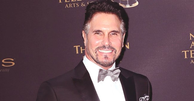 Don Diamont Celebrates Son Luca's 19th B-Day with Cute Pics & Fans Gush about Their Resemblance