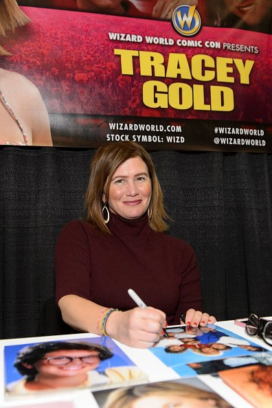 Tracey Gold at Donald E. Stephens Convention Center on March 7, 2015 in Chicago, Illinois | Photo: Getty Images