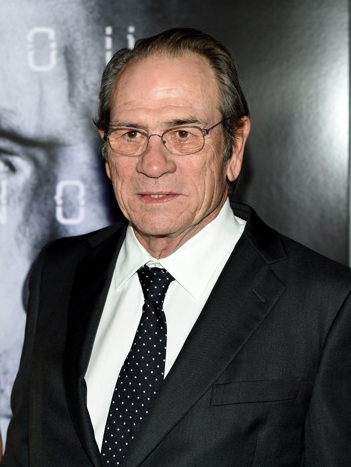 Tommy Lee Jones l Picture: Getty Images