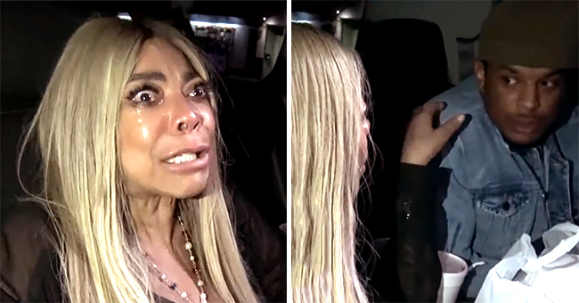 Wendy Williams Spotted with New Younger 'Friend' & Cries over Family Drama