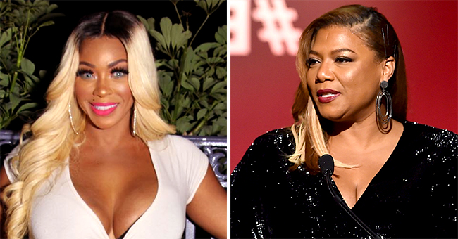 L&HHATL's Pooh Hicks Says She and Queen Latifah 'Dated in the Past'