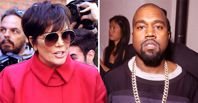 Kris Jenner Upset after Kanye West Texts Boyfriend Corey Gamble in 'KUWTK'