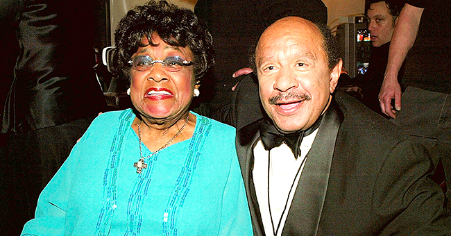 'The Jeffersons' Isabel Sanford & Her Husband Separated Soon After Their 3 Kids Were Born