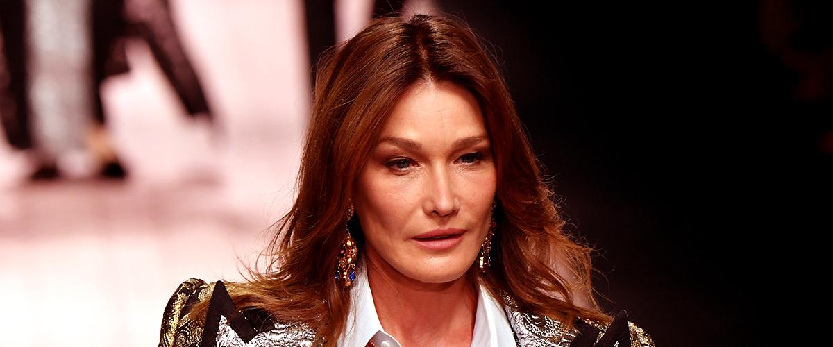 Carla Bruni a rendu un hommage touchant à l'anniversaire de la mort d'Yves Saint Laurent