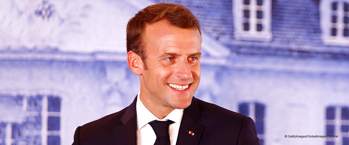 Emmanuel Macron a reçu un soutien incroyable de la foule de fans au Touquet