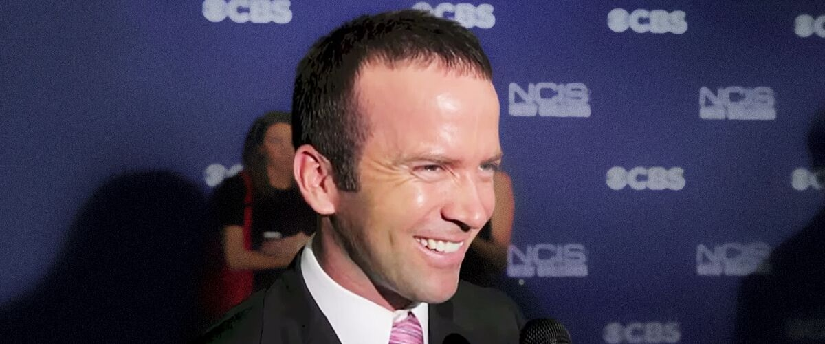 'NCIS: New Orleans' Lucas Black Shares a Family Photo