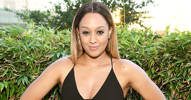 See Tia Mowry's Kids' Acting Skills as They Perform with Her in New Video for #Bussitchallenge